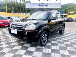 TUCSON 2011/2012 2.0 MPFI GLS 16V 143CV 2WD FLEX 4P AUTOMÁTICO