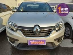 Título do anúncio: Renault Logan Zen 1.6 16V SCe (Flex) CVT