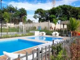Apartamento Vitta Recanto dos Lagos, 2 dormitórios, 1 vaga e lazer completo.