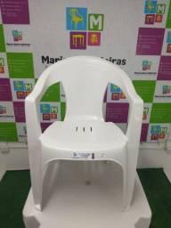 Título do anúncio: Cadeira Plástica Tipo Poltrona