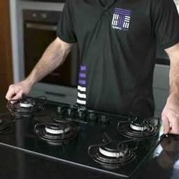 Instalador de fogão para gas encanado