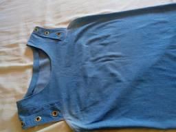 Título do anúncio: Vestido jeans