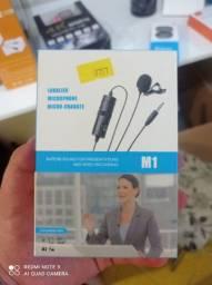 Microfone Lapela M1