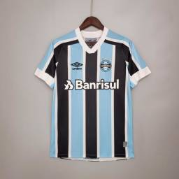 Título do anúncio: Camisas de times   Camisa titular 21/22 Grêmio
