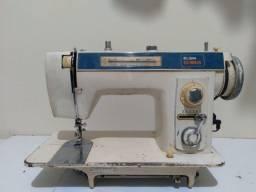 Título do anúncio: Máquina de Costura Elgin Genius Antiga.