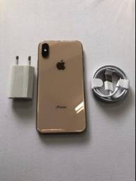 Título do anúncio: iPhone XS gold 64 gb