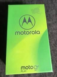 Moto G6 play 32GB novo