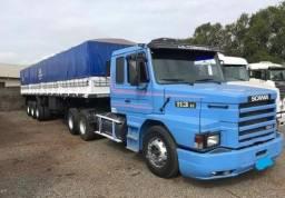 Scania 113 360 Impecável