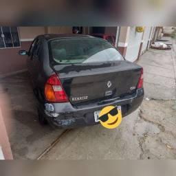 Título do anúncio: Clio sedan 1.0 16v
