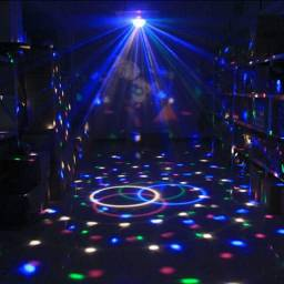 Título do anúncio: Alugo Globo de luzes giratórias