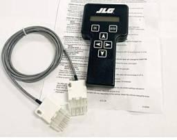 Vendo analizador de plataforma  JLG