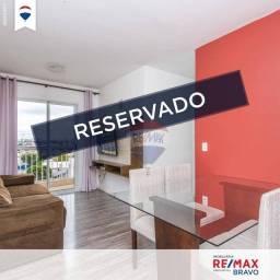 Título do anúncio: Apartamento com 3 dormitórios à venda, 62 m² por R$ 274.900,00 - Fanny - Curitiba/PR