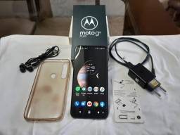 Motorola G8 Plus muito novo