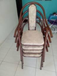 Jogo de cadeira