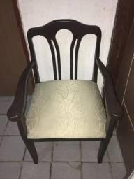 Cadeira  Madeira Madressilva