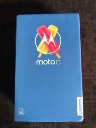 Motorola Moto C 8GB novo na caixa