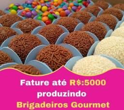 Título do anúncio: Curso de Brigadeiros Gourmet