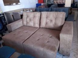 Sofá retrátil/reclinável disponível