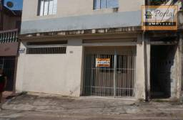 Casa com 1 dormitório para alugar por R$ 550/mês - Parque Internacional - Campo Limpo Paul