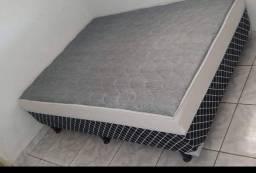 Título do anúncio: cama casal 7cm de espuma