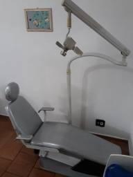 Cadeira Hidráulica Dentista/ Estética/ Cabelereiro