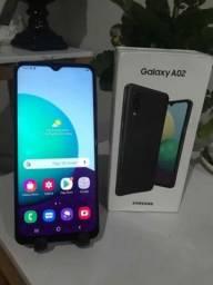 Título do anúncio: Samsung Galaxy A02 MODELO NOVO