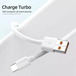Título do anúncio: Cabo USB tipo C XIAOMI / ADAPTADOR C / 3.5 m