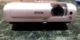 Título do anúncio: Projetor Epson S4+ em Perfeito Estado - com Garantia de 6 Meses