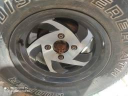 Vendo rodas do Buggy