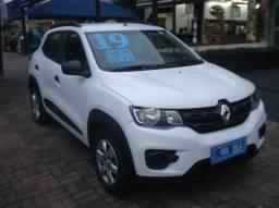Título do anúncio: Renault KWID Zen 1.0 Flex 12V 5p Mec. 2019/2019