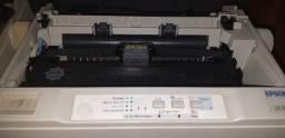 Título do anúncio: Impressora Matricial Epson LX 300