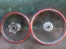 Rodas originai bros 160 freio a disco 2.rodas