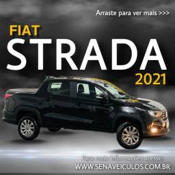 Título do anúncio: Fiat Strada Freedon Cabine Dupla 1.3 Manual 2021/2021