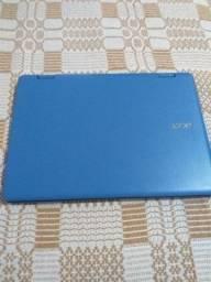 Notebook acer tablet semi novo p conserto