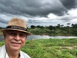 Título do anúncio: Permuto 70% Cuiabá e SP, 800 alqueires, pecuária, piscicultura, Poconé-MT