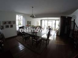 Casa à venda com 4 dormitórios em São josé (pampulha), Belo horizonte cod:752107