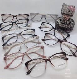 Título do anúncio: Armação para óculos de grau varejo e atacado