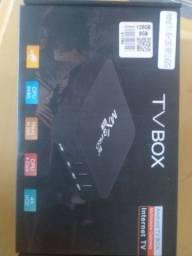 Conversor Smart Tv Box 8gb De Ram 128gb Pro 4k - Android 11.1<br><br>