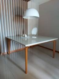 Título do anúncio: Mesa e 6 cadeiras