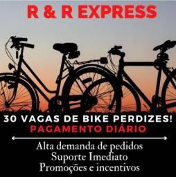 Título do anúncio: Vagas para bike pagamento diário