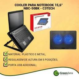 Título do anúncio: Suporte para Notebook com Cooler C3tech