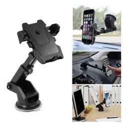 Suporte Celular Veicular Carro - Trava automatica