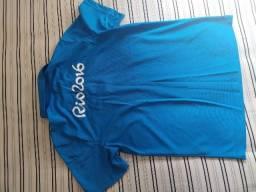 Título do anúncio: Rio2016 - Camiseta cerimônias