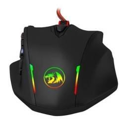 Mouse Gamer Redragon Impact RGB 12400dpi M908 - Loja Natan Abreu