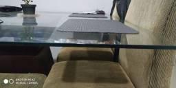 Vidro de mesa 8mm 1,50x1,50