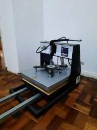 Título do anúncio: Máquinas Completas para Sublimação, Transfer, e Estampa com Estoque