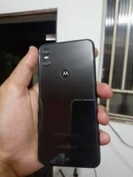 Moto one Black Novo!