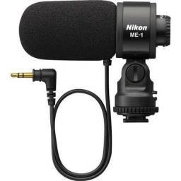 Título do anúncio: Microfone Estéreo NIKON ME-1