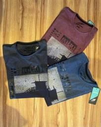 Título do anúncio: Promoção Camiseta Mormaii estampada 100% Algodão Original