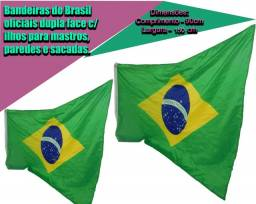 Bandeira do brasil 10unid